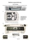Picture Assembly Instructions for Seitz License Plate Holders and Wiper Rubbers