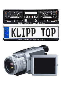 Picture Videos for License Plate Assembly